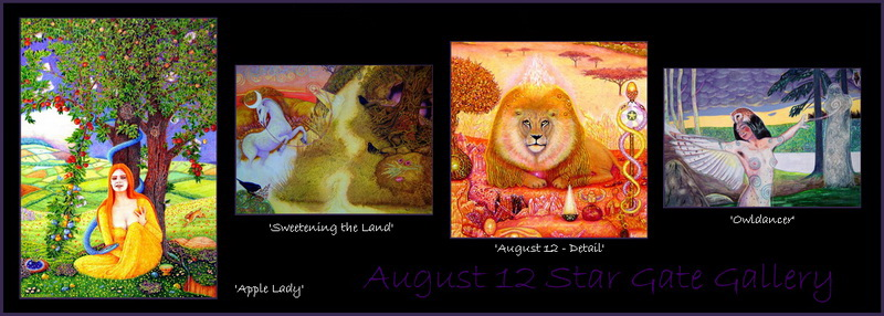 August 12 Stargate Gallery